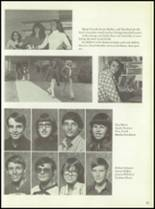 1975 Baird High School Yearbook Page 34 & 35