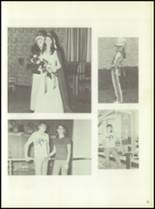 1975 Baird High School Yearbook Page 38 & 39