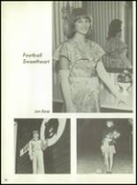 1975 Baird High School Yearbook Page 46 & 47