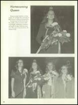 1975 Baird High School Yearbook Page 50 & 51
