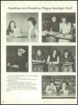1975 Baird High School Yearbook Page 58 & 59