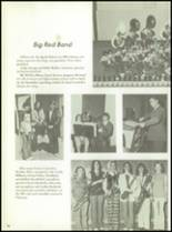 1975 Baird High School Yearbook Page 60 & 61