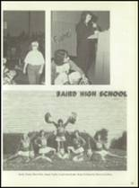 1975 Baird High School Yearbook Page 62 & 63