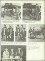 1975 Baird High School Yearbook Page 66 & 67
