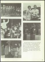 1975 Baird High School Yearbook Page 68 & 69