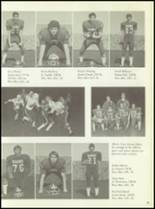 1975 Baird High School Yearbook Page 74 & 75