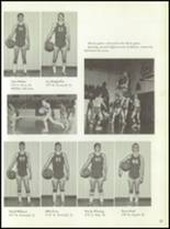1975 Baird High School Yearbook Page 80 & 81