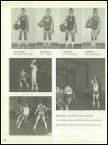 1975 Baird High School Yearbook Page 82 & 83