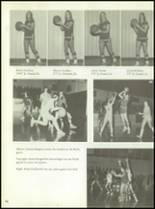 1975 Baird High School Yearbook Page 86 & 87