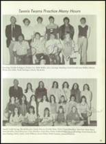 1975 Baird High School Yearbook Page 90 & 91