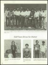 1975 Baird High School Yearbook Page 92 & 93