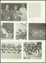 1975 Baird High School Yearbook Page 98 & 99