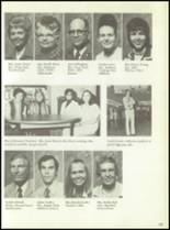1975 Baird High School Yearbook Page 106 & 107