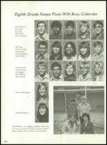 1975 Baird High School Yearbook Page 108 & 109