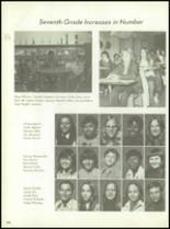 1975 Baird High School Yearbook Page 110 & 111