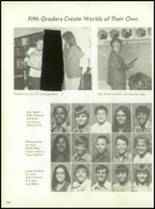 1975 Baird High School Yearbook Page 114 & 115
