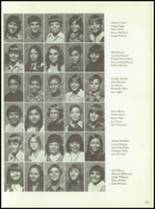1975 Baird High School Yearbook Page 116 & 117