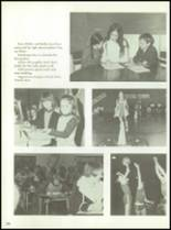 1975 Baird High School Yearbook Page 128 & 129
