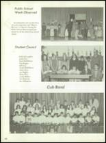 1975 Baird High School Yearbook Page 130 & 131