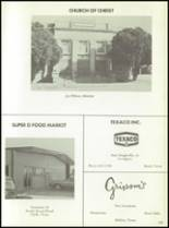 1975 Baird High School Yearbook Page 152 & 153