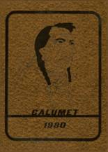 1980 Yearbook H. L. Bourgeois High School