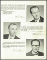 1965 Central High School Yearbook Page 18 & 19