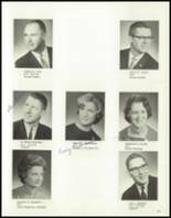 1965 Central High School Yearbook Page 24 & 25