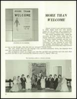 1965 Central High School Yearbook Page 36 & 37