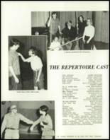 1965 Central High School Yearbook Page 38 & 39