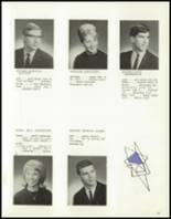 1965 Central High School Yearbook Page 42 & 43