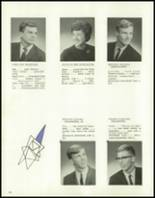 1965 Central High School Yearbook Page 48 & 49