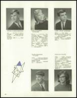 1965 Central High School Yearbook Page 52 & 53