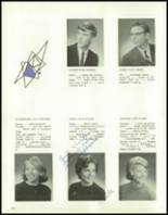 1965 Central High School Yearbook Page 54 & 55