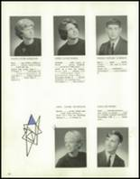 1965 Central High School Yearbook Page 60 & 61