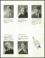 1965 Central High School Yearbook Page 62 & 63