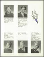 1965 Central High School Yearbook Page 64 & 65