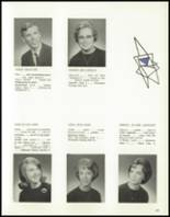 1965 Central High School Yearbook Page 68 & 69
