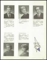 1965 Central High School Yearbook Page 70 & 71