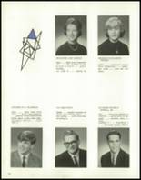 1965 Central High School Yearbook Page 78 & 79