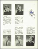 1965 Central High School Yearbook Page 84 & 85