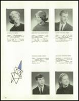 1965 Central High School Yearbook Page 88 & 89
