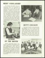 1965 Central High School Yearbook Page 100 & 101