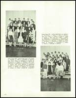 1965 Central High School Yearbook Page 114 & 115