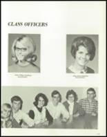 1965 Central High School Yearbook Page 116 & 117