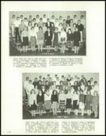 1965 Central High School Yearbook Page 118 & 119