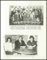 1965 Central High School Yearbook Page 122 & 123