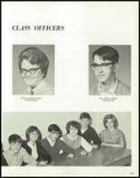 1965 Central High School Yearbook Page 124 & 125