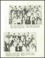 1965 Central High School Yearbook Page 126 & 127
