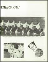 1965 Central High School Yearbook Page 134 & 135