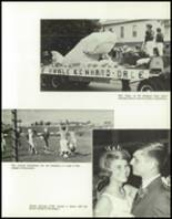 1965 Central High School Yearbook Page 140 & 141